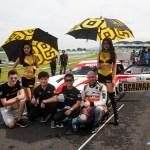 Aylezo Ecotint Racing Ginetta GT4 G55 Zen Low