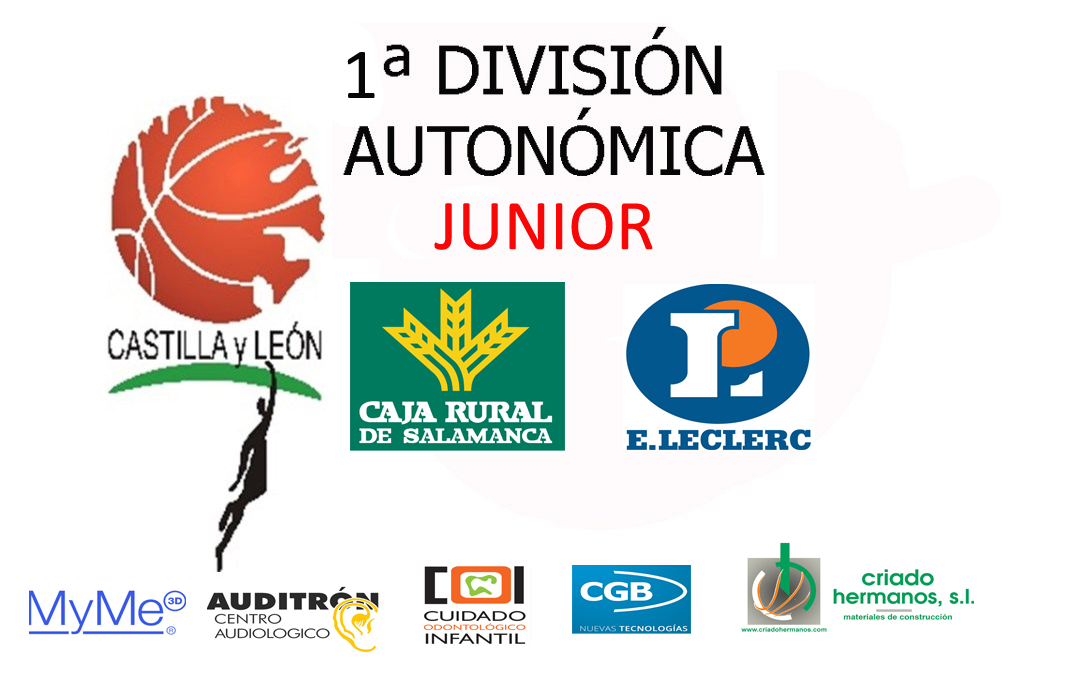 Crónica 1º División Autonómica Junior CBT Caja Rural Elecler VS Maristas Burgos