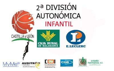 Crónica 2º División infantil Elecler Caja Rural Negro Vs CM Zamora