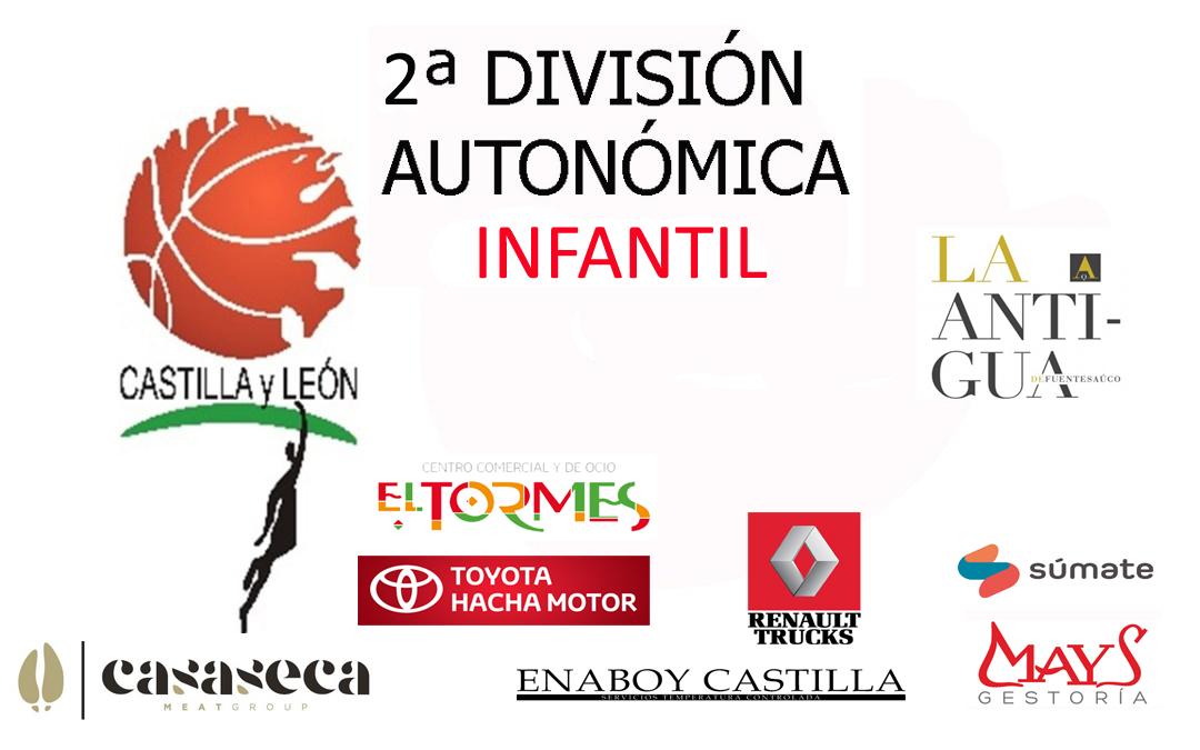 Crónica 2º división Infantil CBT La Antigua Vs CB Valladolid
