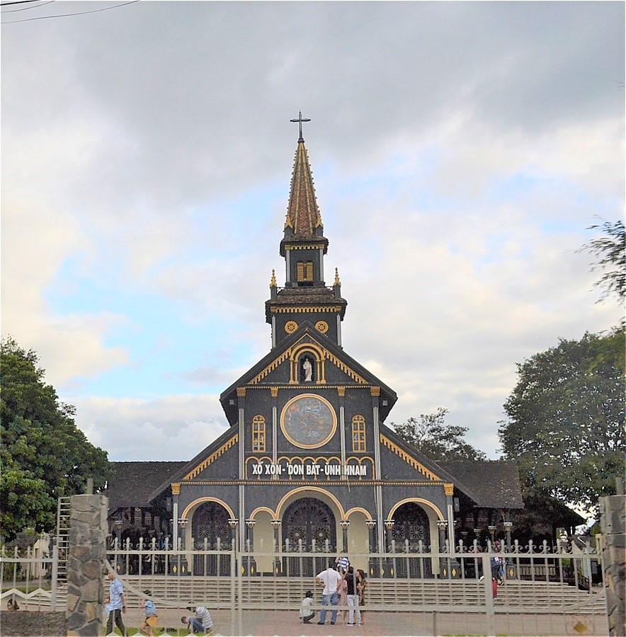 コントゥム大聖堂