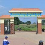 トゥ・チャ中学校(THCS Tu Tra)