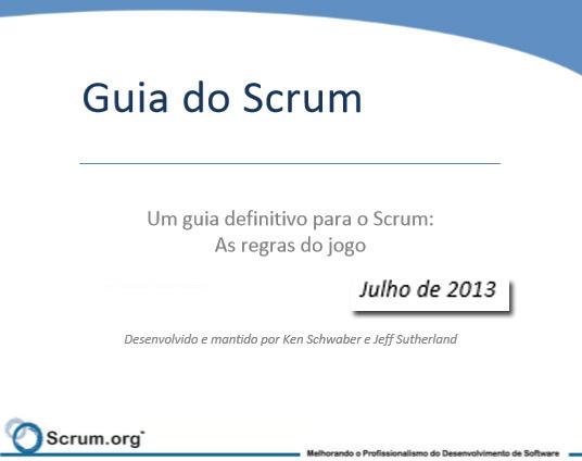 Guia Scrum 2013