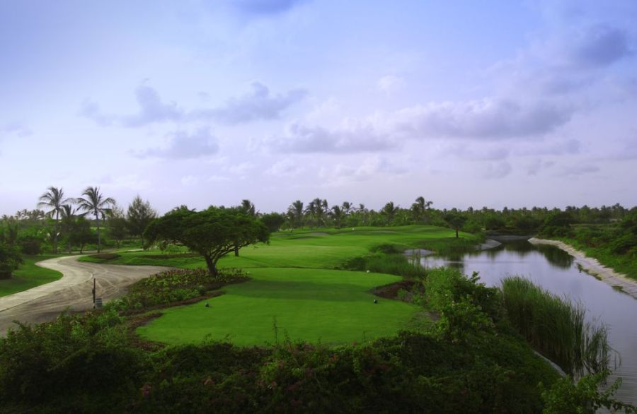 Punta Cana  Cocotal Golf   Country Club   Group Palmera