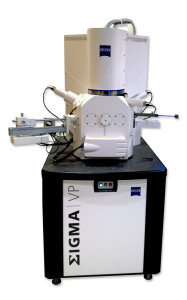 AVI-400 Plus Installed with Carl Zeiss Sigma VP SEM