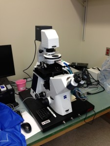 Onyx Series with Optical Microscope