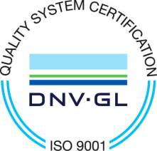Quality system certification hidromod