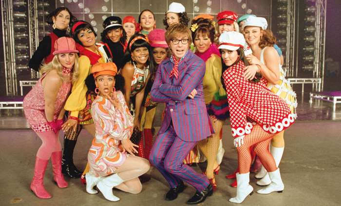 Austin Powers in Goldmember review