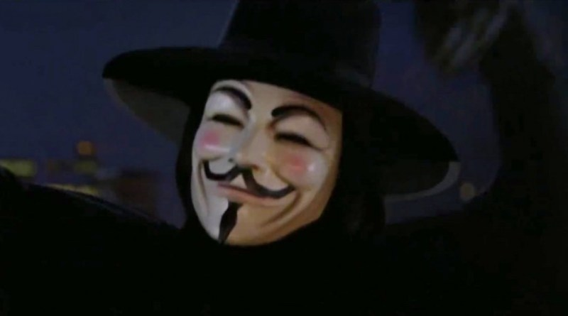 V for Vendetta review