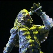 The Creature sings!