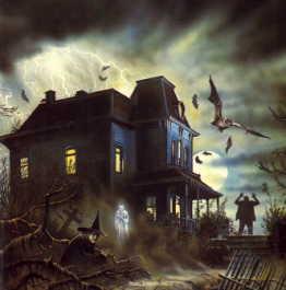 Spooky Haunted House: Los Angeles Children's Halloween Haunts