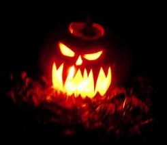 Haunt with No Name Yet - Jack O Lantern