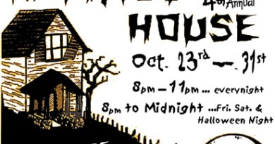 Theatre 68 Haunted House 2009