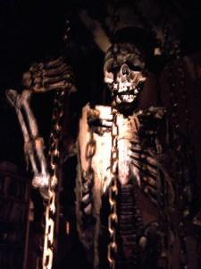 Eternal Rest Cemtery - skeleton
