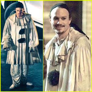 Heath Ledger in The Imaginarium of Dr. Parnassus