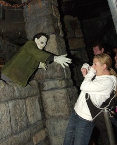 Best theme parks: Halloween Horror Nights