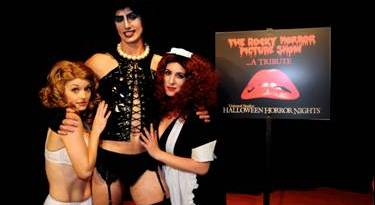 Halloween Horror Nights 2009 Rocky Horror