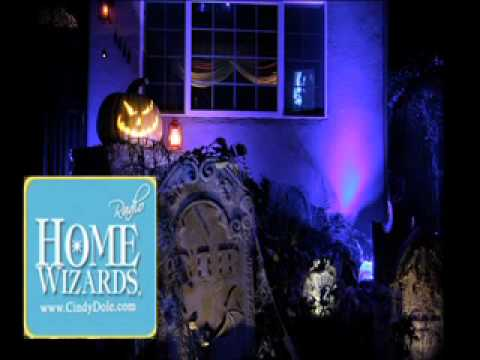Cindy Dole Halloween Home Wizards
