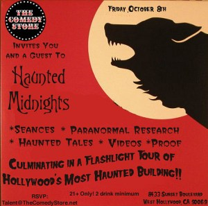 Haunted Midnights