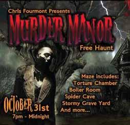 murder manor
