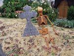 The Fallen Angel Cemetery Yard Haunt