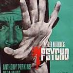 psycho poster green