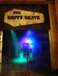 The Empty Grave Halloween Attraction