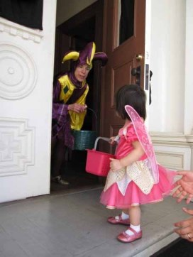 Safe Haven Trick-or-Treating at Heritage Square Museum