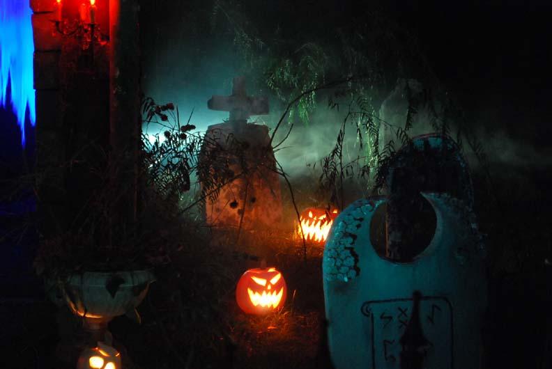 the haunt with no name yet - Halloween Haunt Schedule