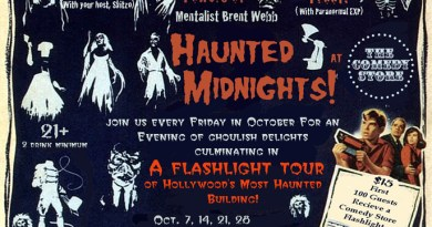 haunted midnights 2011