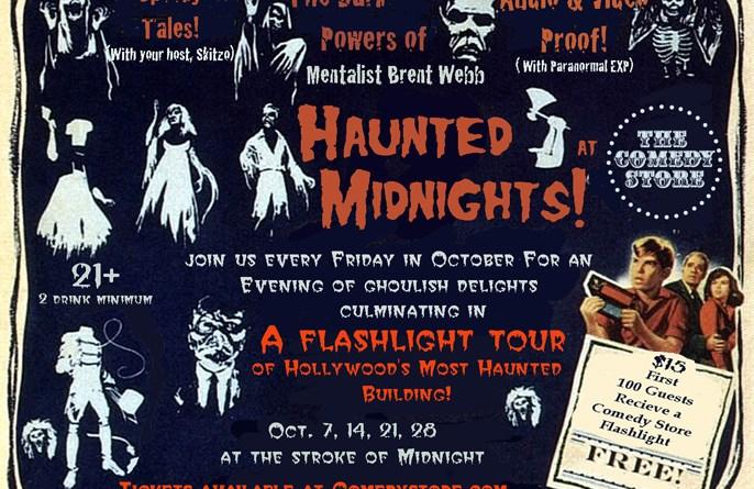 haunted midnights 2011