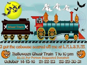 Live Steamers 2011 Halloween Poster jpg
