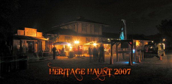 heritage haunt 2007