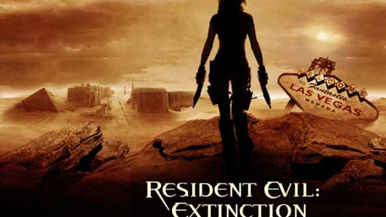 Film Review Resident Evil Extinction 2007 Hollywood Gothique