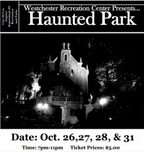 Westchester Haunted Park 2012
