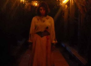 Winchester Mystery House female ghost