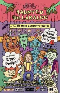 haunted hullabaloo