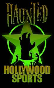 Haunted Hollywood Sports 2013