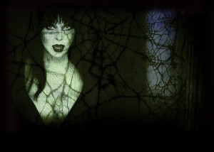 The Mistress of the Dark returns in