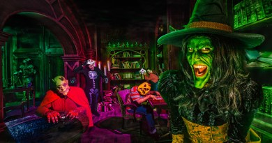 Knott's Halloween Haunt Trick or Treat