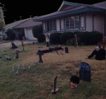 Night of the Living Dead Yard Haunt