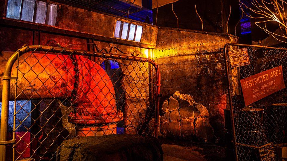 Reign of Terror 2013 Quarantine