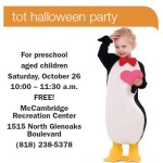 Tot Halloween Party 2013