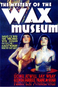 myster of the wax museum