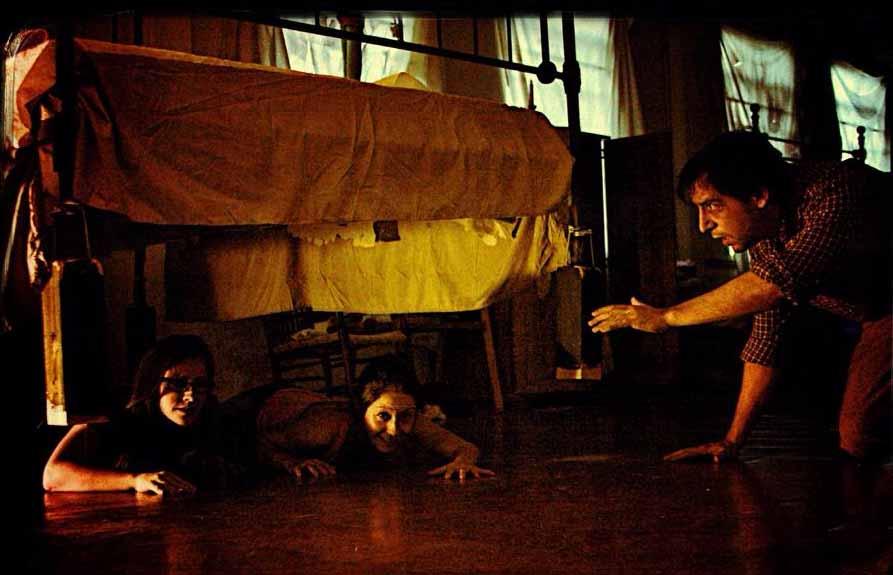 Delusion: Interactive Horror Theatre