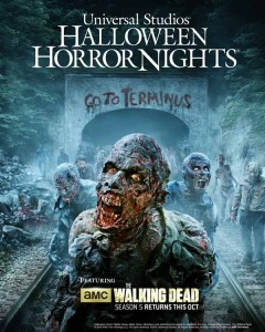 Halloween Horror Nights 2014: Walking Dead key art resized