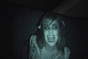 Knott's Halloween Haunt 2008 Vampire