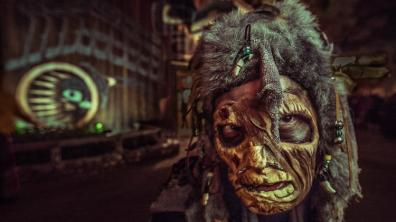 New for Knott's Scary Farm 2014: Voodoo