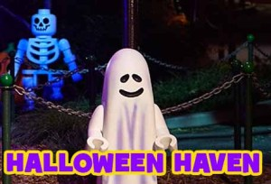 Legoland Halloween Haven