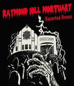Raymond Hill Mortuary logo